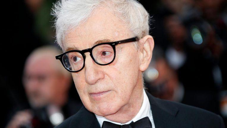 Woody Allen Beeld epa