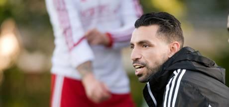 CHC-trainer Hadouir verliest wedstrijd en sleutels, maar vindt laatstgenoemde na negentig minuten terug