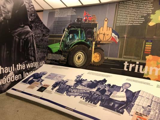 Rem Koolhaas vraagt met de expositie aandacht voor het platteland.