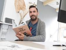 Marc Weikamp maakt strip van Normaal-hit 'Oerend Hard': 'Dat liedje hoort bij de populaire Achterhoekse poëzie'