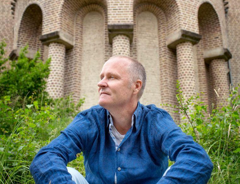 Bas Klinkhamer: 'Dromen schudden je wakker.' Beeld Jorgen Caris