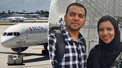 """Vliegmaatschappij beboet omdat ze moslims van vliegtuig gooide na klachten van andere passagiers die zich """"nerveus"""" voelden"""