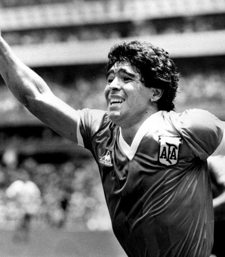 Ook in de statistieken was Maradona een fenomeen