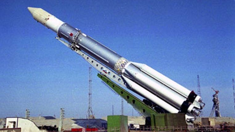 Een Russische Proton-raket