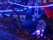 Heteren in Halloweensfeer, ook zonder optocht