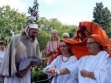 Zo ziet een echte Romeinse huwelijksceremonie eruit