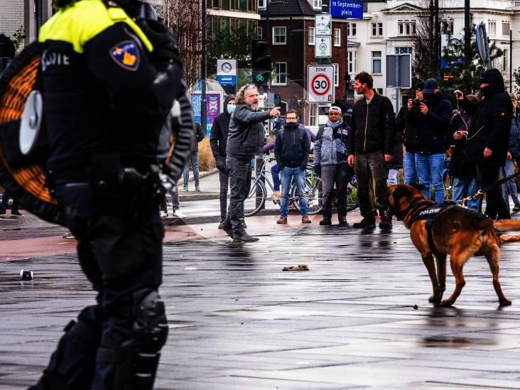 Tegelzetter Marcel (47) gooide in Eindhoven een fiets naar de ME: 'Mijn bloed begon te koken'