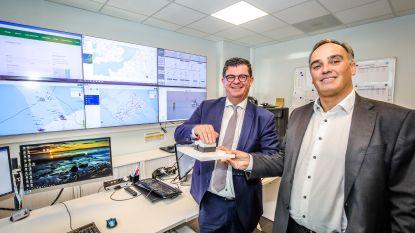 Eerste windturbines van grootste Belgische windpark op zee actief