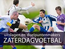 Voetbaloverzicht 29 april 2017