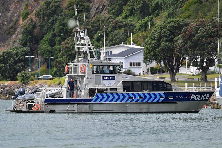 Politie Nieuw-Zeeland Probeert Morgen Lichamen Van Vulkaan
