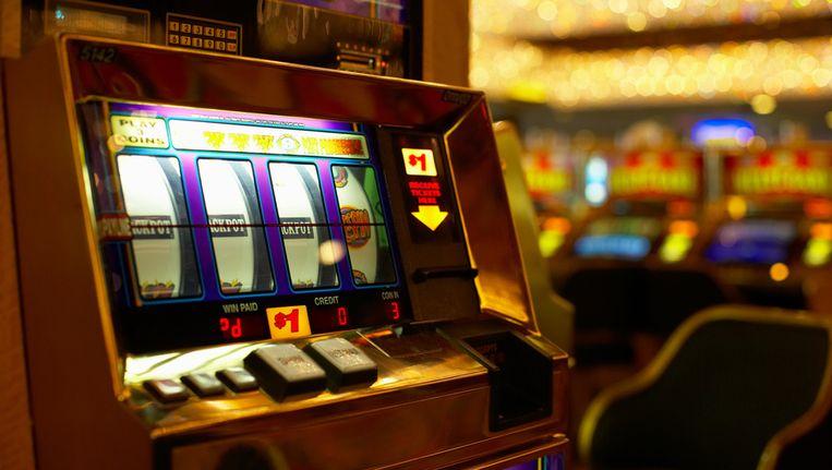 Winning a slot machine