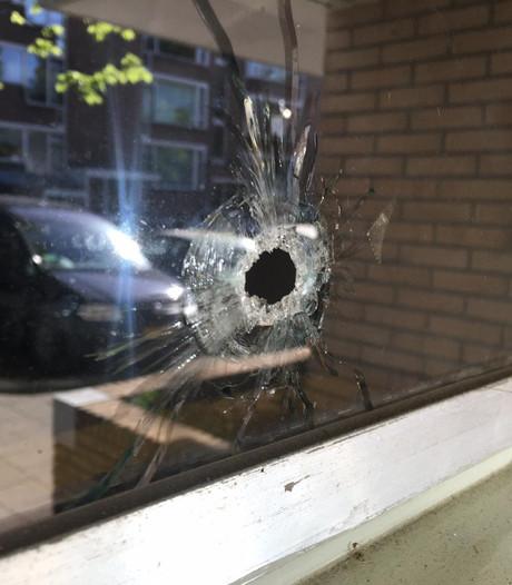 Schoten gelost voor huis crimineel Ahmed R. in Oost