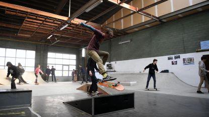 Skatepark gaat opnieuw open: acht skaters toegelaten op hetzelfde moment