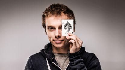 """Goochelaar Nicholas schuwt de kritiek niet: """"Als ik mijn vriendin kan verbazen, zit de truc écht goed"""""""