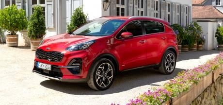Nieuwe Kia Sportage: stijfbenig, maar groot laadvermogen en dieselhybride