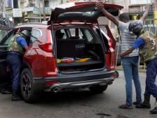 Vuurgevecht met verdachten aanslagen Sri Lanka: politie vindt explosieven en IS-materiaal