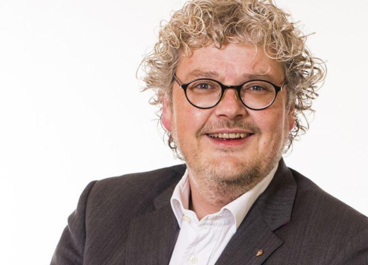 Columnist Wouter de Heus