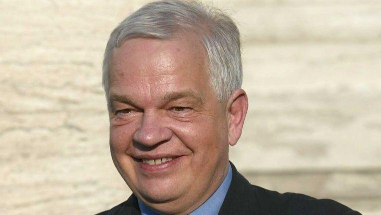 De Canadese minister van Immigratie, John McCallum. Beeld afp
