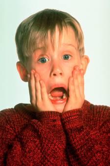Home Alone-ster Macaulay Culkin is van een 'junk' een hunk geworden