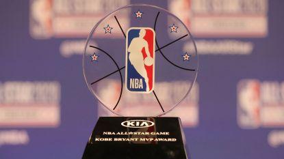 Beste basketballer in NBA All-Star Game krijgt voortaan Kobe Bryant MVP Award