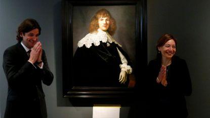 Nederlander ontdekt nieuw werk van Rembrandt