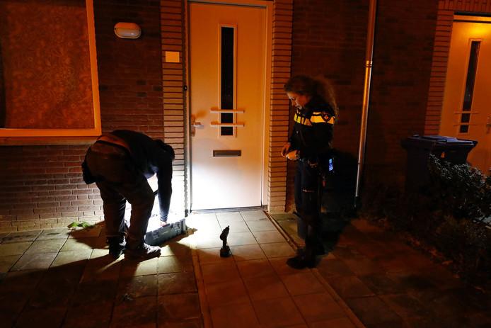 Gewapende overval in woning in Veldhoven