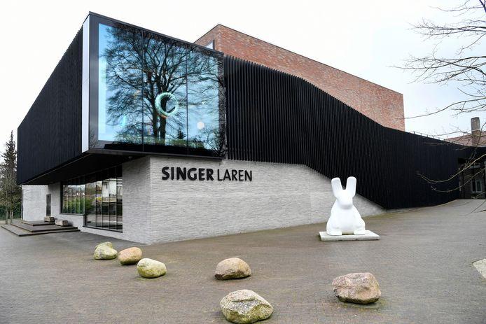 Het Singer Museum in Laren.