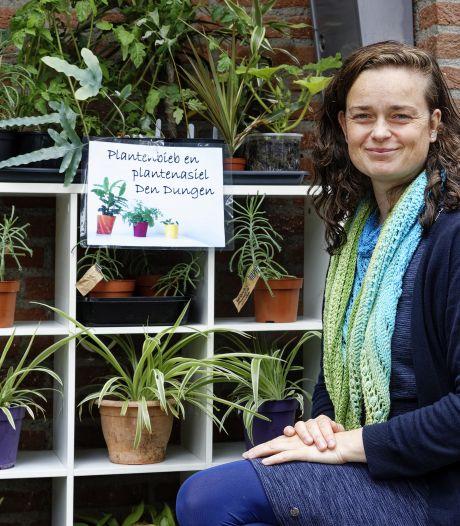 Weesplantjes delen maakt de wereld een beetje leuker: 'Alles mag gebracht worden, het liefst wel zonder beestjes'