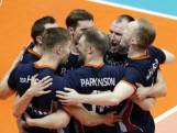 Ruime winst voor Oranje volleyballers tegen Finland