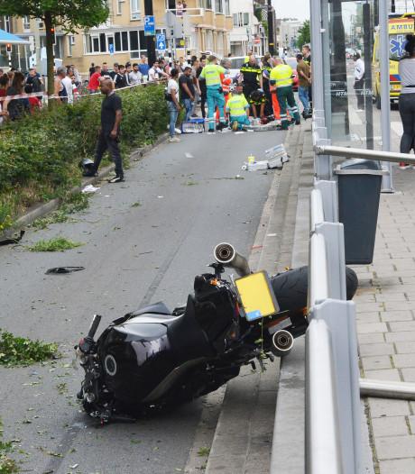 Voetganger (54) overleden aan verwondingen na aanrijding door motorrijder op Haagweg