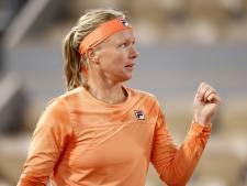 Vierde rondepartij Bertens op Court Suzanne Lenglen