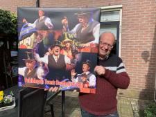 Haaksbergenaar Karel van de Kate blij met publieksprijs Twents Buutfestival