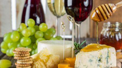 Kaas -en wijnavond voor Zaal Nicolaas