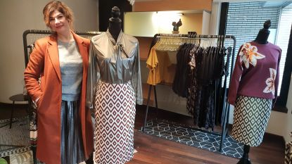 Tylaine opent kledingzaak met eigen creaties in Bergstraat