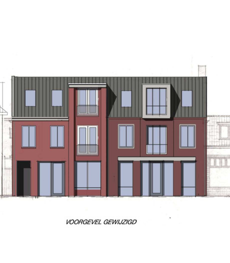 Appartementen voor senioren op plek van juwelier Roosenbeek in Eibergen