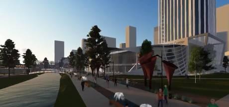 'Plan' voor tweede entree station Eindhoven is stageopdracht