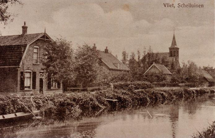 Het dorp aan de Vliet bestaat in 2020 precies 800 jaar.