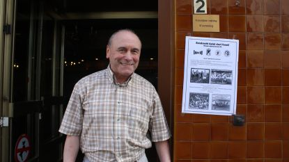 Eendracht Aalst-familie in rouw: icoon Gaston Van Der Elst (84) overleden