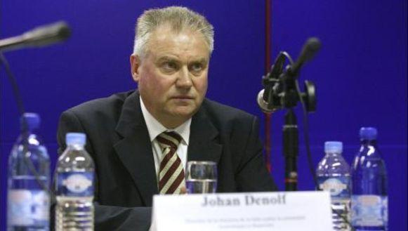 Johan Denolf.