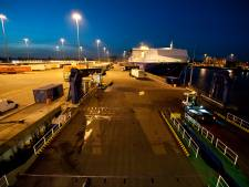 Speciale parkeerplaatsen voor gestrande 'brexit-truckers'
