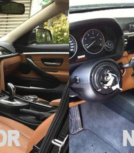 Inbrekers nemen gehele sturen en airbags mee in Doetinchem