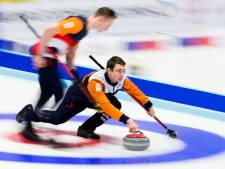 Curlingmannen openen EK met winst op Engeland
