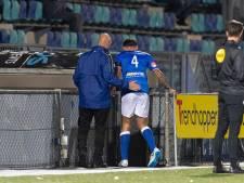 FC Den Bosch met tien man niet opgewassen tegen Almere City