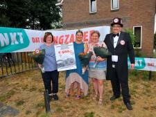 500 euro dankzij 'brave' automobilisten op Dijksestraat in Helmond