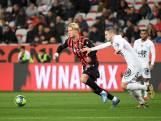 Dolberg maakt negende competitietreffer voor Nice