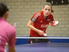 Vrouwen SKF winnen in Wessem