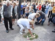 David, Judith en Antoinetta kregen nooit een eigen graf.  Hun nazaten geven ze 76 jaar later een herdenkingsplek in Uden