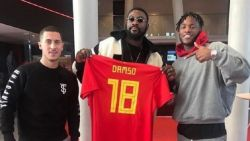 """Rapper Damso, die de WK-hymne van de Rode Duivels mag schrijven, reageert op de kritiek: """"Bedankt voor de reclame"""""""