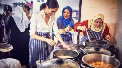 Kookboek van Meghan Markle zamelde al meer dan half miljoen pond in