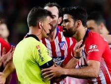 Seizoen Diego Costa zit er op na beledigen scheidsrechter: acht duels schorsing